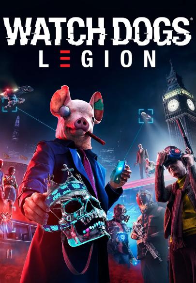 descargar Watch Dogs Legion Online