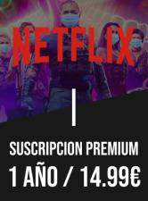 Netflix 12 Meses